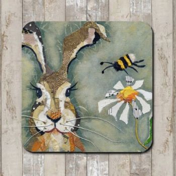 Hare & Bee Tablemat (SECONDS)