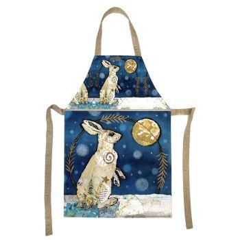 Luna Hare Plush Apron