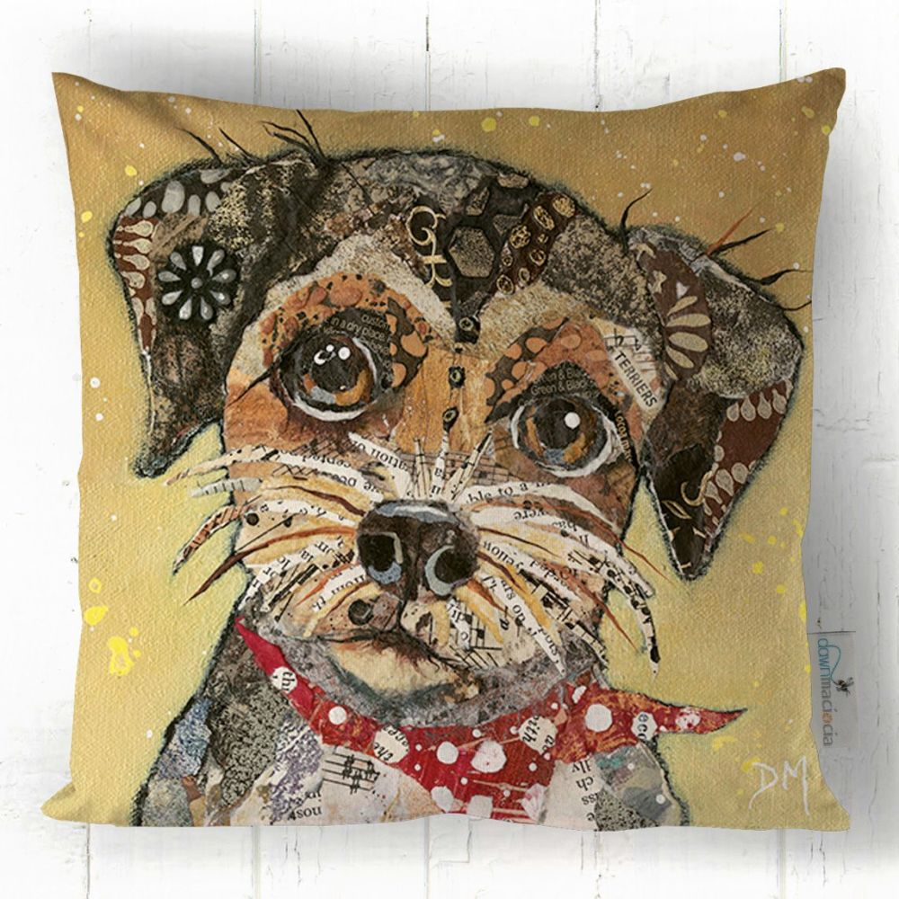 Border Terrier - Cushion