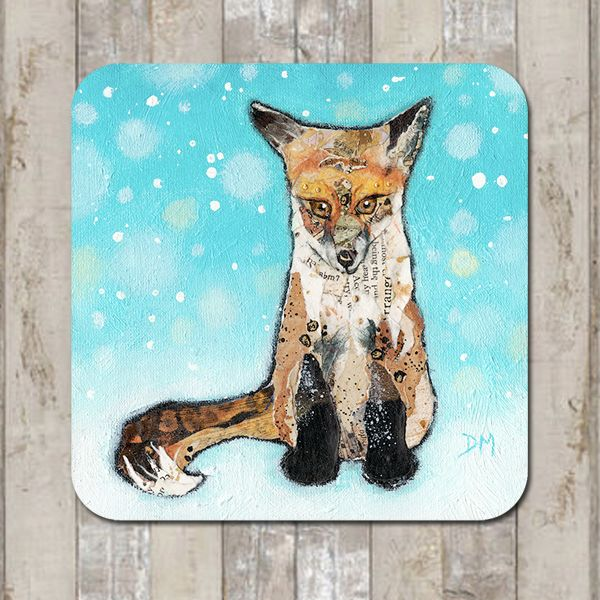 Winter Fox Tableware