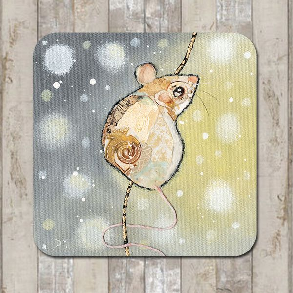 Winter Mouse Tableware