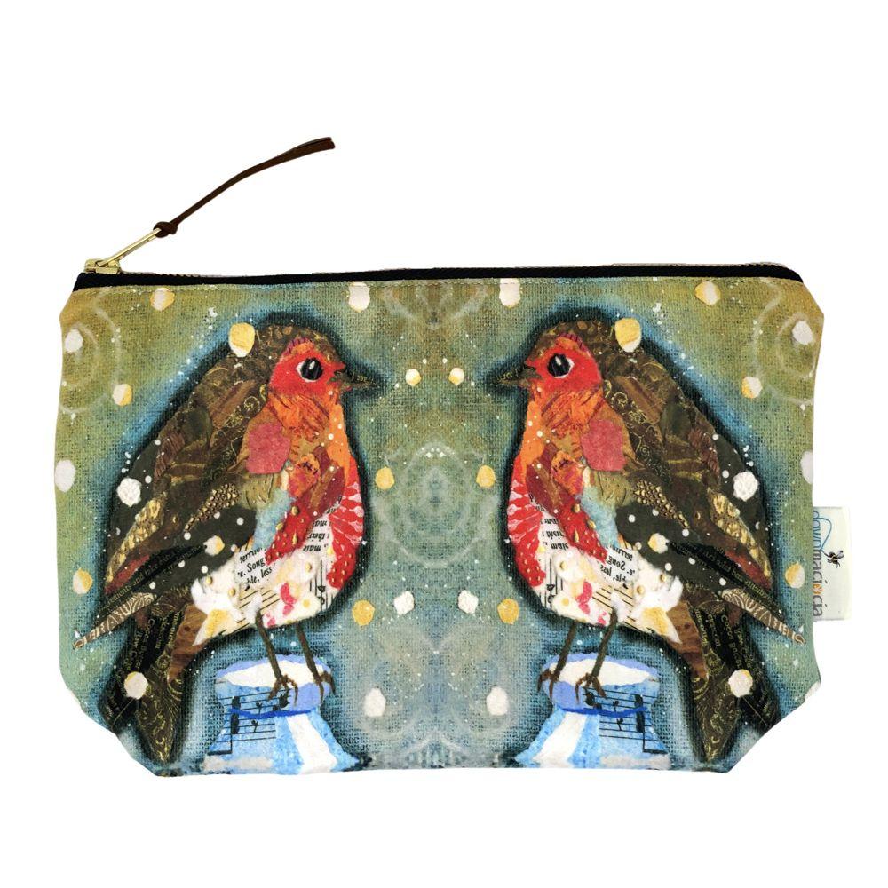 Robin 1 Make-up Bag