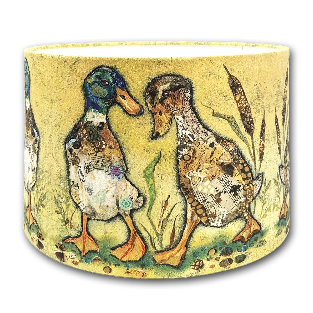 Quackers Duck - Lampshade 30cms