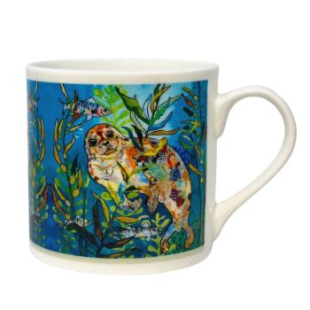 Deep Blue Seal Mug