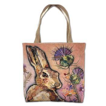 Hare & Thistle Tote Bag