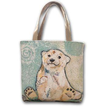 Hamish Polar Cub Tote Bag
