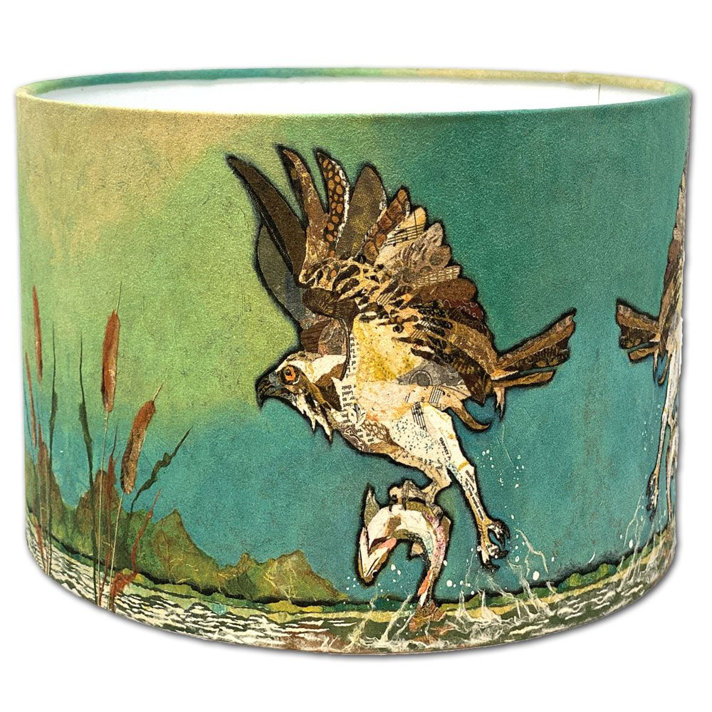 Flying Osprey - Lampshade