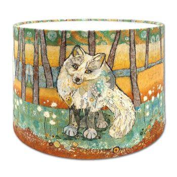 Arctic Fox -  Lampshade