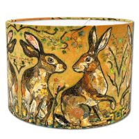 Hare's Looking at You - Lampshade