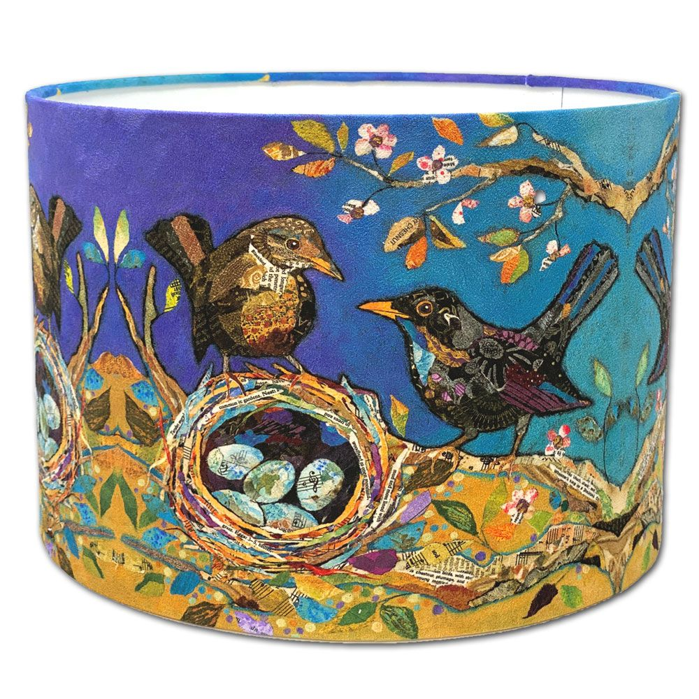 Blackbird Nest - Lampshade
