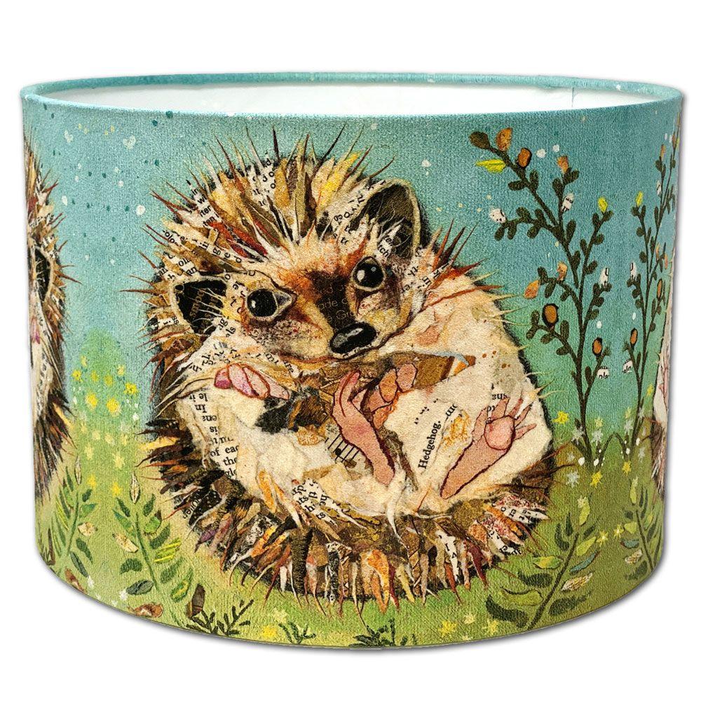 Fern - Hedgehog Lampshade