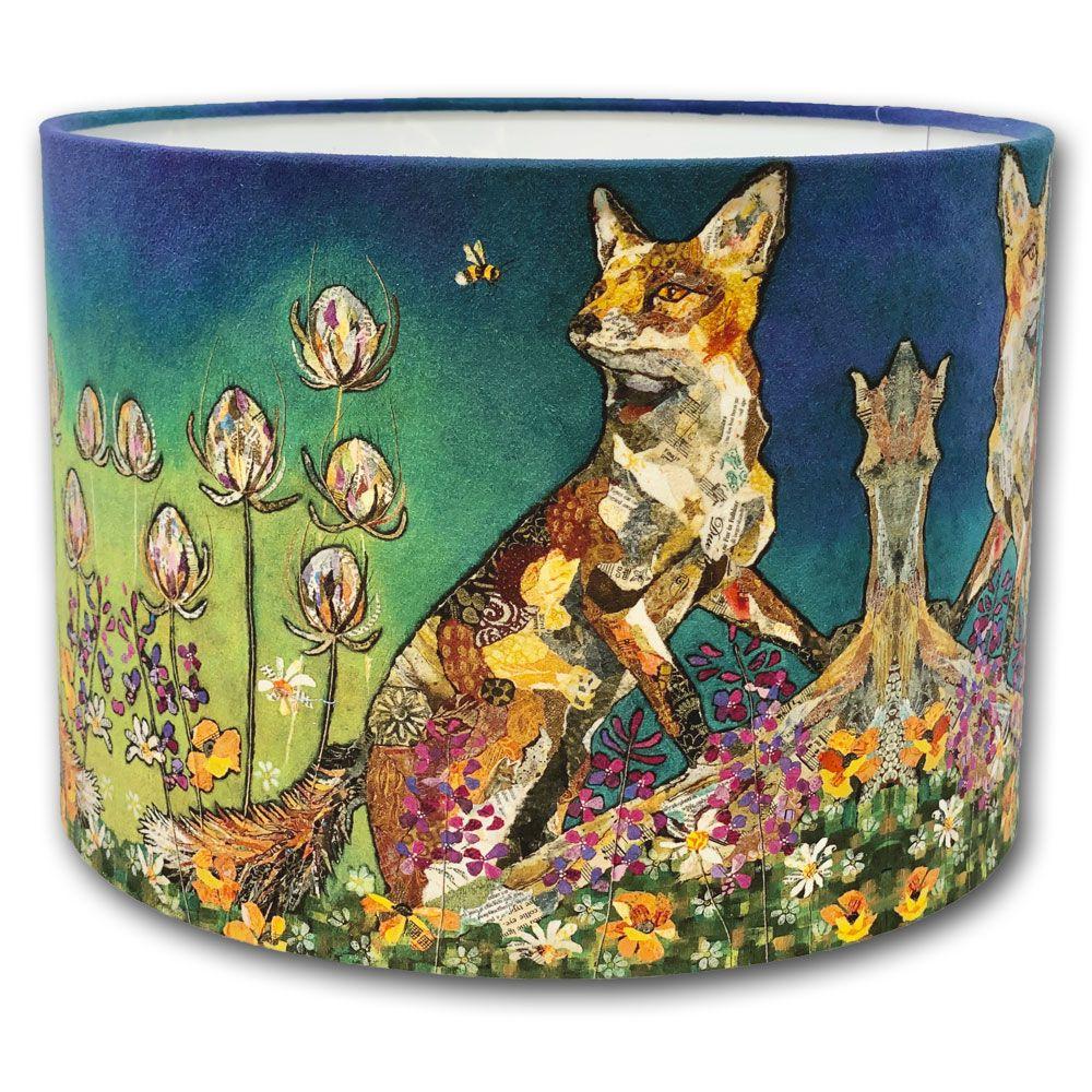 Show me the Honey - Fox Lampshade