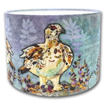 Autumn Ptarmigan - Lampshade
