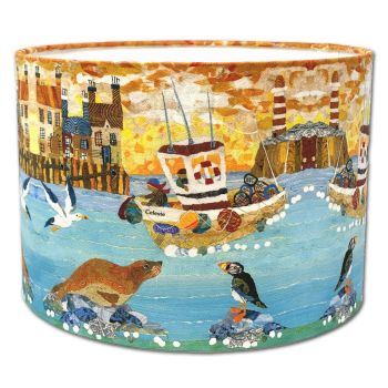 Who'll Catch a Fishy - Lampshade