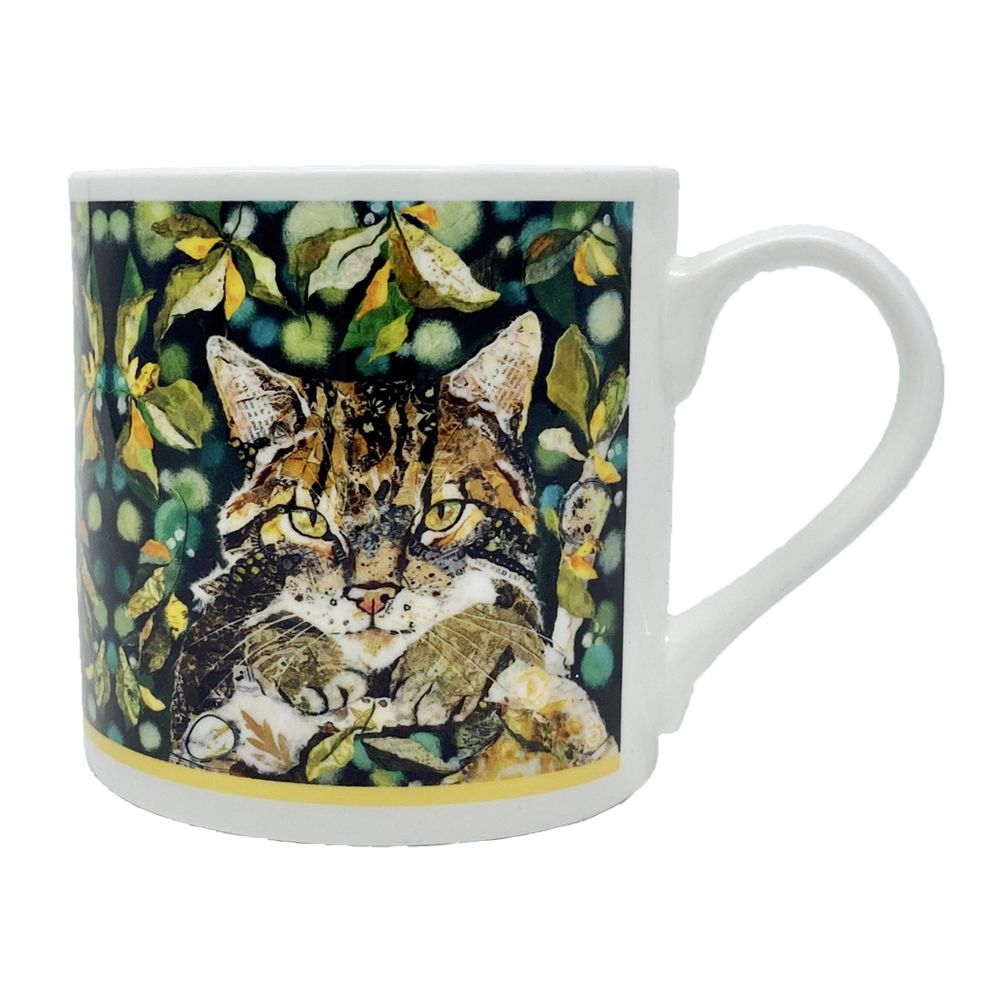 Scottish Wildcat Mug - B Grade (SECONDS)