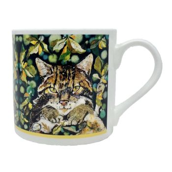 Scottish Wildcat Mug - B Grade (SECONDS)