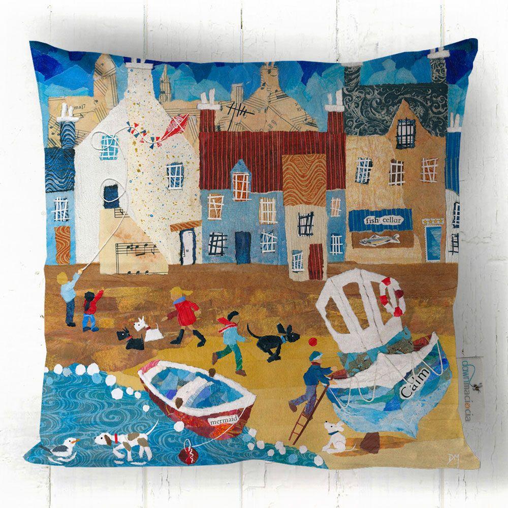Dawn Maciocia handmade cushions