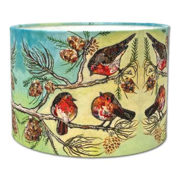 When Robins Appear - Lampshade