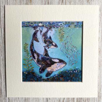 Orca Mini Print