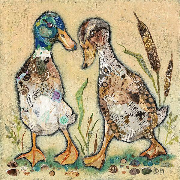 Quackers Over You Mini Print