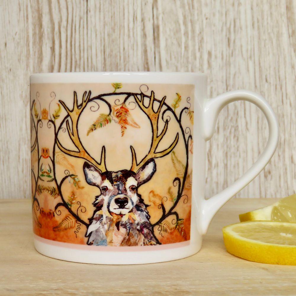 Golden Monarch Mug - C Grade (SECONDS)