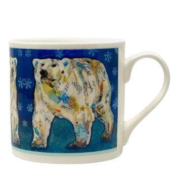 Polar Bear Blues Mug