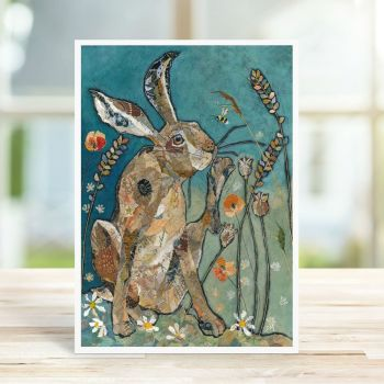 Scratcher - Hare Card
