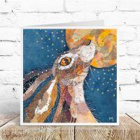 Moon Hare - Card