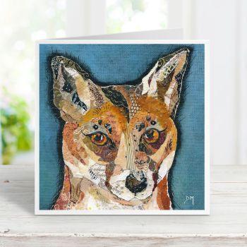 Finlay - Fox Card