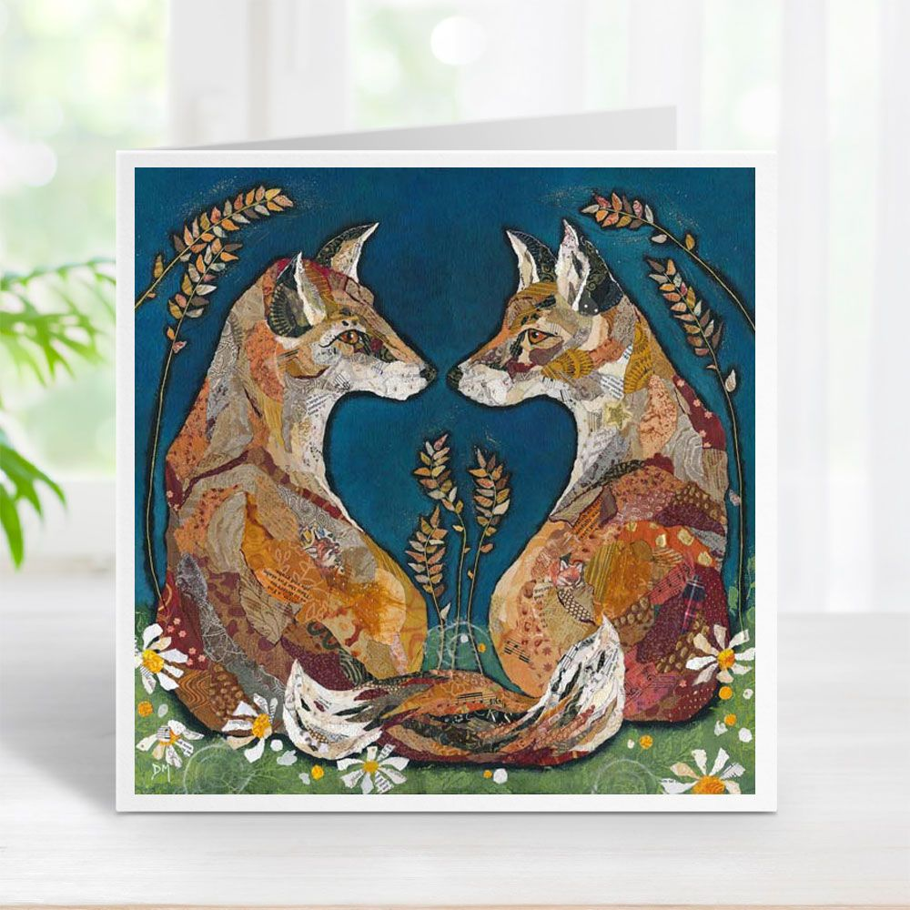 Foxheart - Card