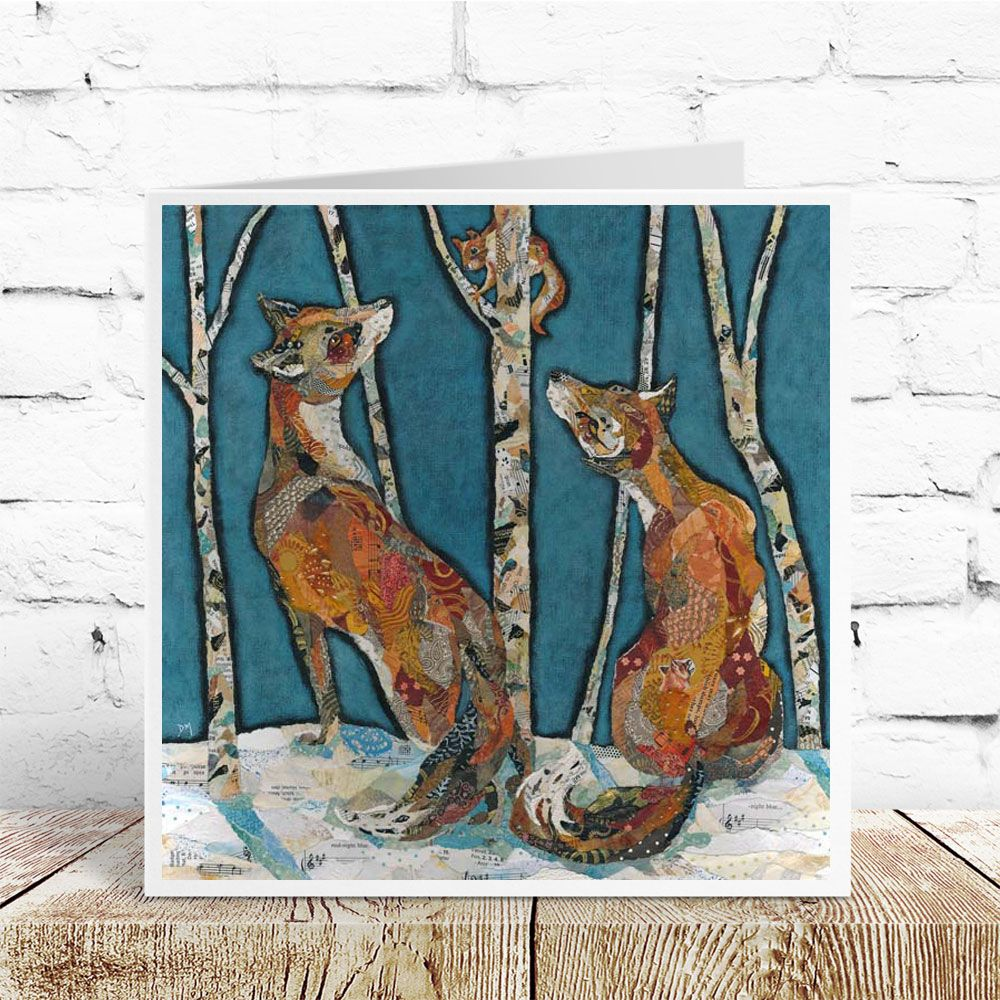 Outfoxed - Card