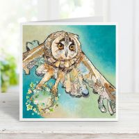 A Gift for Athene - Owl Card