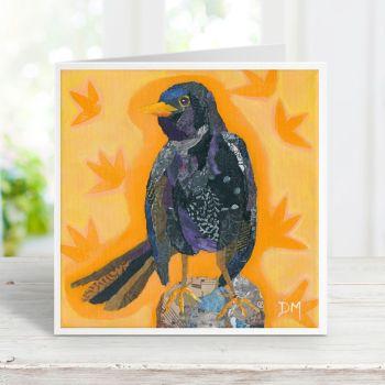 Blackbird Card