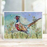 Bee Free - Pheasant Card
