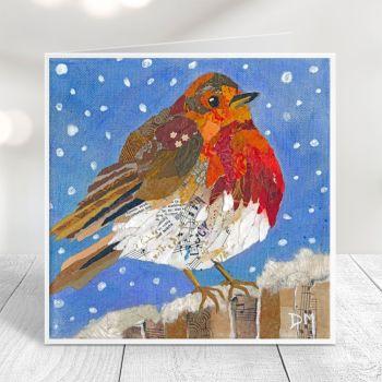 Robin 8 Card