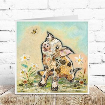 If Pigs could Fly Card