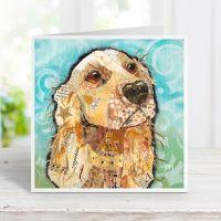 Bella - Cocker Spaniel Dog Card