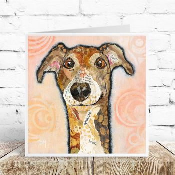 Flash - Whippet Card