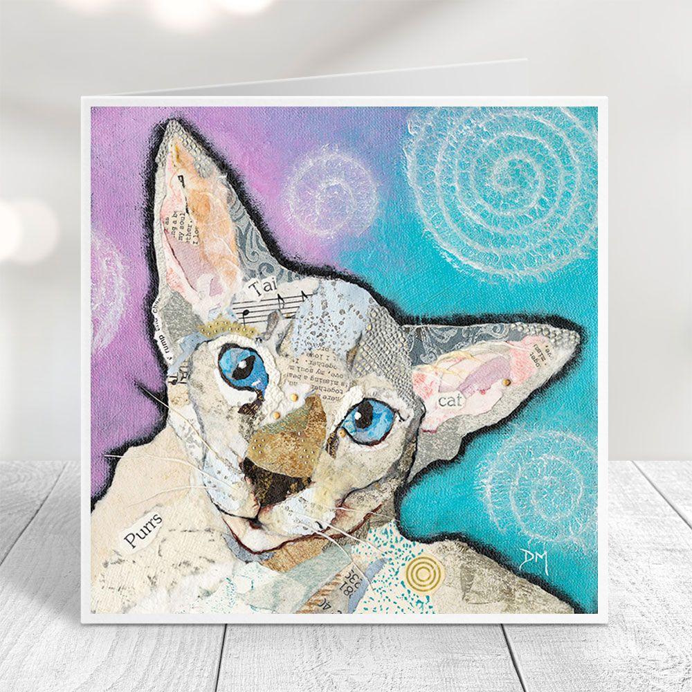 Tai - Cat Card