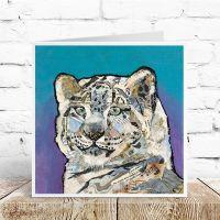 Snow Leopard - Card