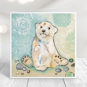 Hamish Polar Cub Card
