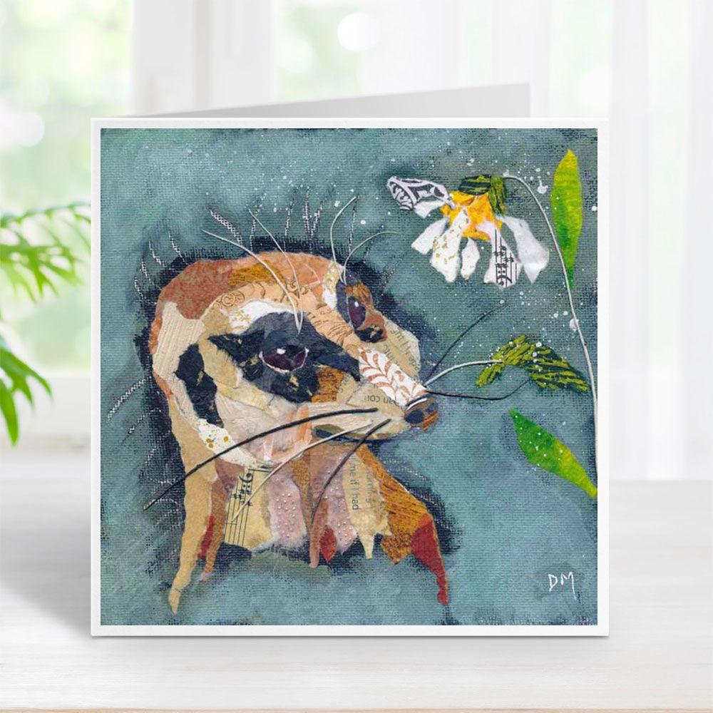 Manalo - Meerkat Card