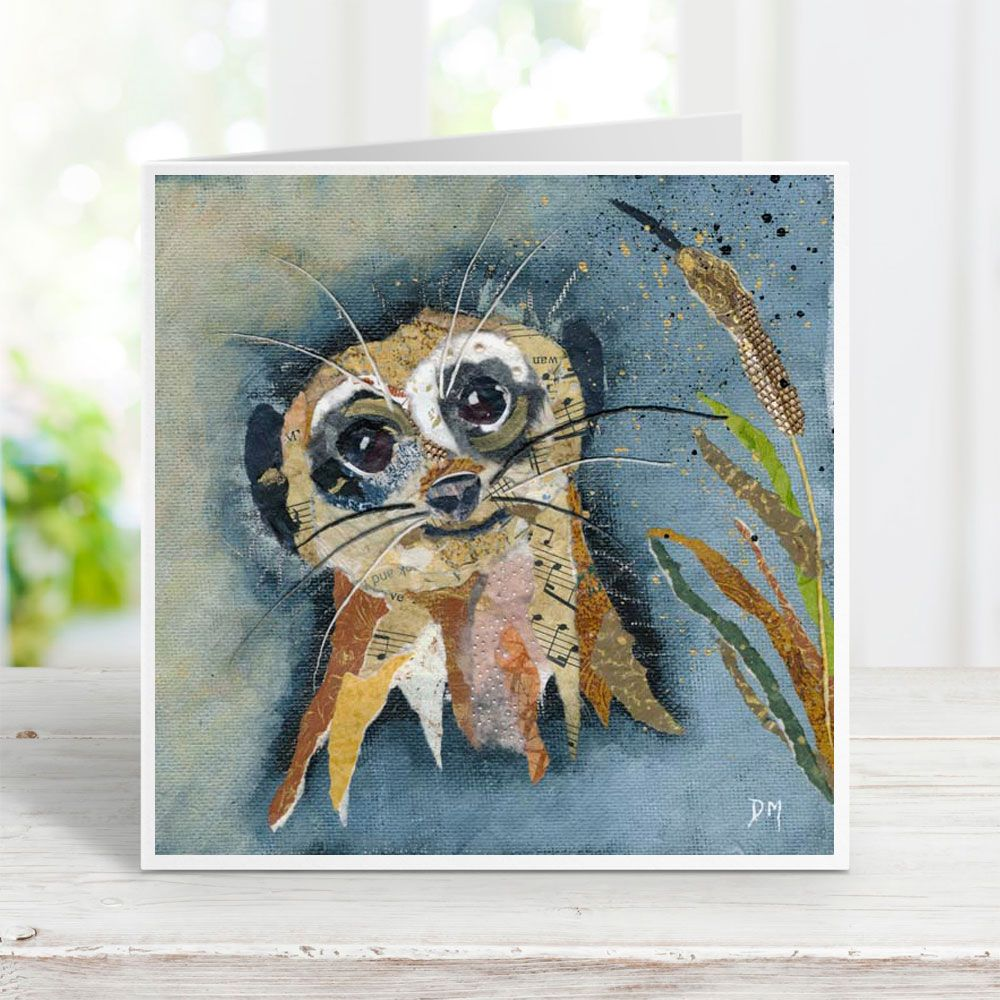 Midge - Meerkat Card