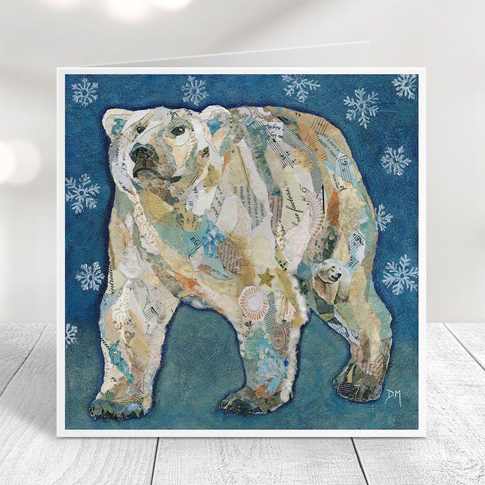 Polar Bear Blues Card