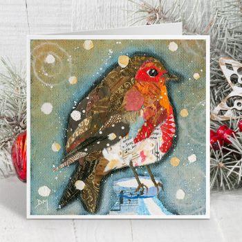 Robin 1 Card