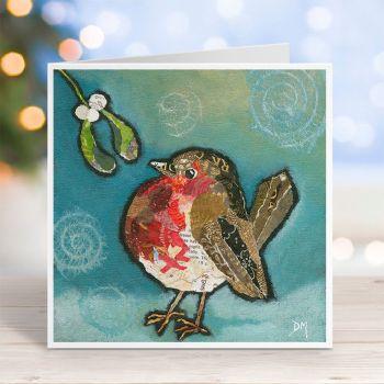 Who Wants a Kiss - Robin Card