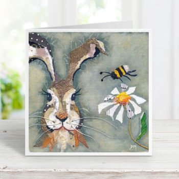 Hare & Bee - Card