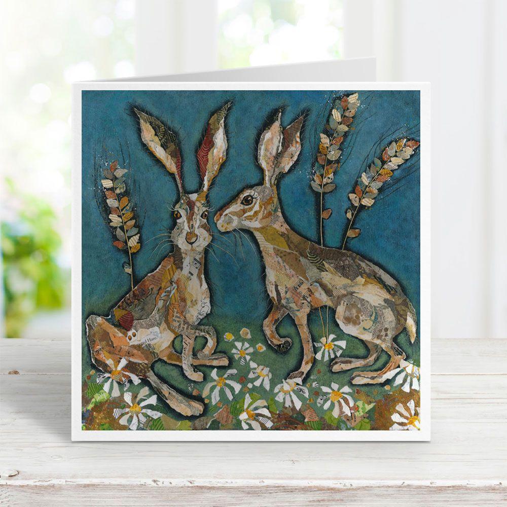 All Ears - Hare Card
