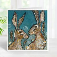 Together - Hare Card