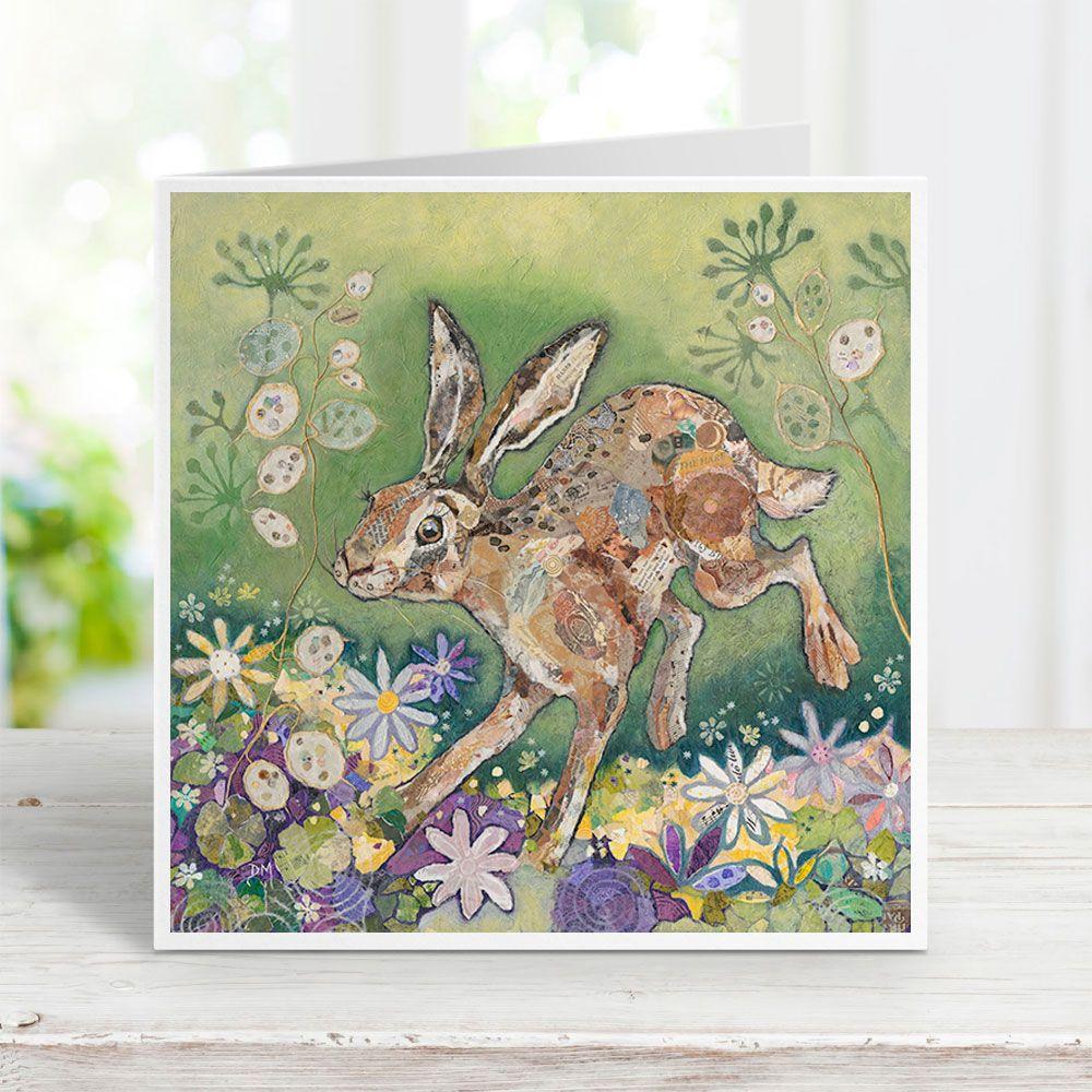Honesty Hare Card